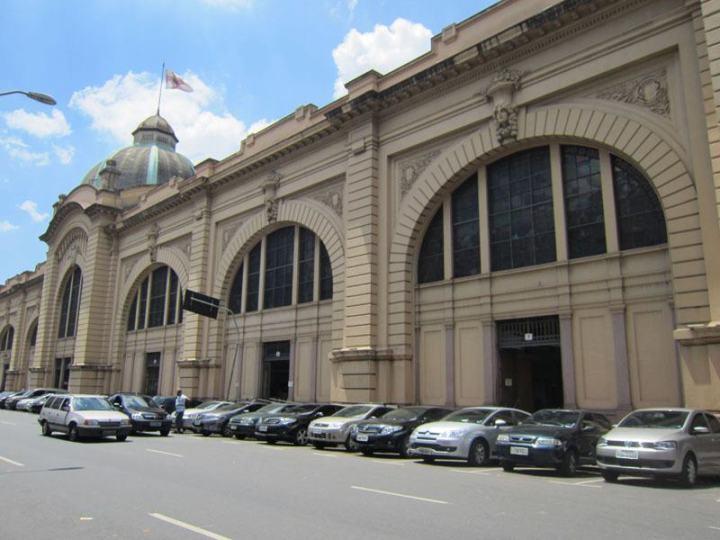 Menjelajah Pasar Tradisional SaoPaulo