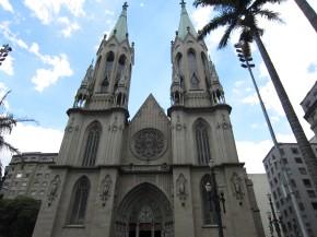 Gereja-gereja Bersejarah di SaoPaulo