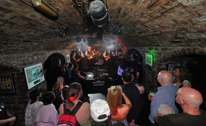 The Cavern Club : Tempat lahir The Beatles