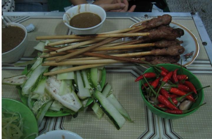 Wisata kuliner ala DaNang