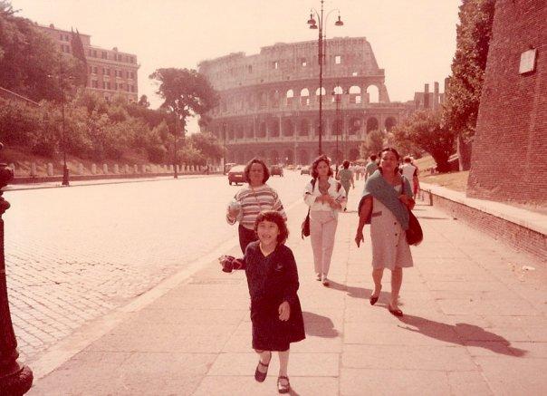 Banyak Jalan menuju Roma I: PersiapanPerjalanan