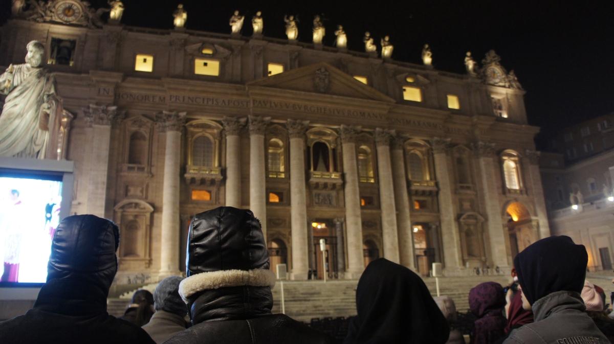 7 tips merayakan malam natal di Vatican