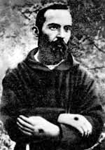 Padre-Pio-young