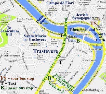 street-map-rome-italy-trastevere