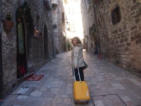 Assisi, kota cantik diatasbukit