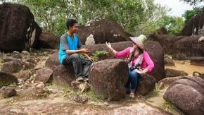 Misteri Bukit Batu, Stonehenge alaDayak