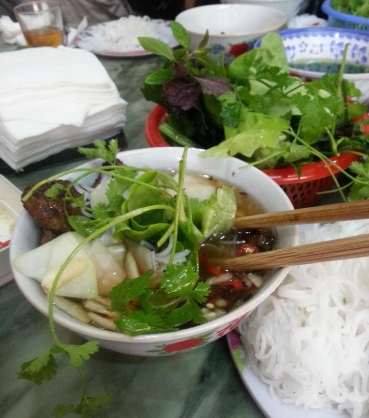 4 Makanan yang harus dicoba diHanoi