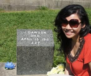Berkunjung ke Makam Korban Titanic: Jack Dawson Nyata atauFiksi?