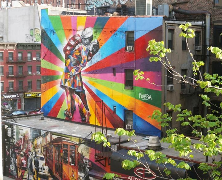 3 Kegiatan Wajib di High Line: Taman gantung terpanjang di kota NewYork