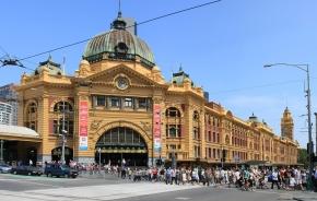 Balada Kota Melbourne tahun90an