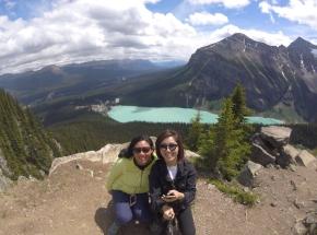 5 Pemberhentian menarik saat mendaki di LakeLouise