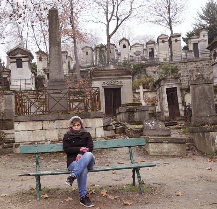 Berziarah ke makam Jim Morrison dan pujangga nyentrik, Oscar Wilde di PèreLachaise-Paris