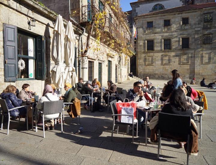 Wisata kuliner ala Santiago deCompostela