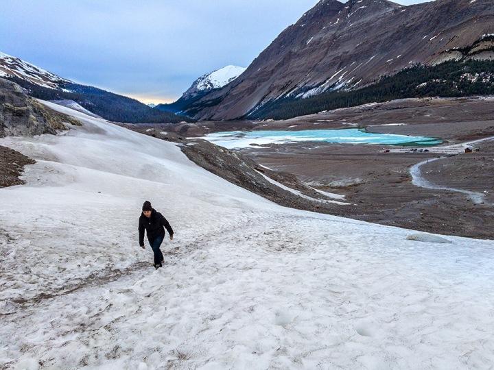 8 Tempat yang harus dikunjungi di Icefields Parkway,Canada